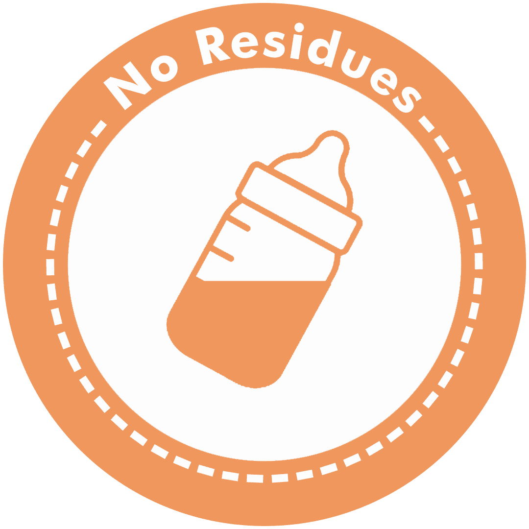 no residues icon